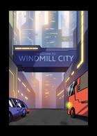 The Cauldron Adrift - Windmill City environment deck