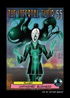 The Cauldron Adrift - The Infernal Choir villain deck