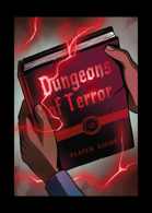 The Cauldron Unexpected - Dungeons of Terror environment deck