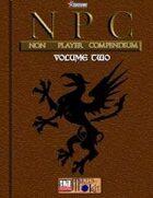 NPC (Non Player Compendium): Volume 2