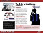 Modern Dispatch (#33): The Order of Saint Lucian