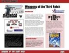 Modern Dispatch (#37): Weapons of the Third Reich