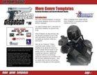 Modern Dispatch (#74): More Genre Templates