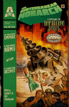 Thrilling Tales 2e: Pulp Villains - The Subterranean Monarch