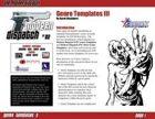 Modern Dispatch (#82): Genre Templates III