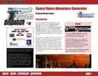 Modern Dispatch (#91): Space Opera Adventure Generator