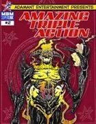 Amazing Triple Action #2