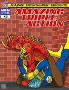 Amazing Triple Action #3