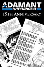 Adamant Entertainment 15th Anniversary Flashback