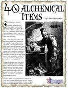 40 Alchemical Items