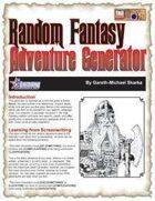 Random Fantasy Adventure Generator