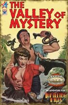 Thrilling Tales 2e: The Valley of Mystery