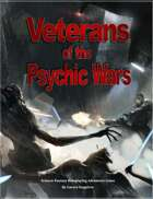 Veterans of the Psychic Wars