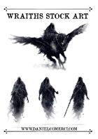 Wraiths Stock Art