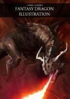 Fantasy Dragon Stock Art