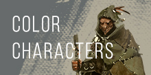 Color Characters