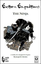 Eastern Expeditions: The Ninja (Delving Deeper/0E)