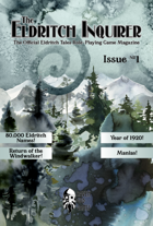 The Eldritch Inquirer #1