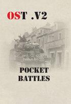 Old School Tactical Vol II: Pocket Battles