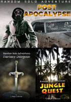 Random Solo Adventure: Fantasy Dungeon, Jungle Quest & Post Apocalypse