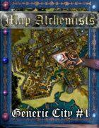 Generic city map #1