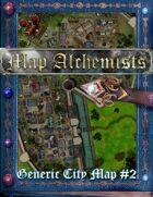 Generic city map #2