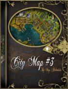 Generic city map #3