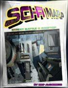 Sci-Fi Battle map streets & rooftops