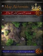 Evil Giant forest map