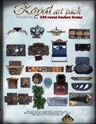 Royal castle art pack