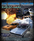 235 Modern Vehicles pack 2021 personal use