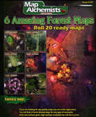 6 Amazing Forest Maps