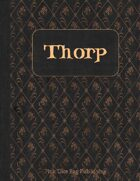 Two Buck Town: Thorp