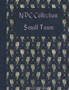 NPC Collection: Small Town