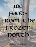 100 Foods From the Frozen North