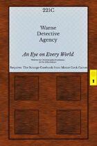 Warne Detective Agency