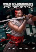 Tohuwabohu - Legenda Miętkiej Nindży