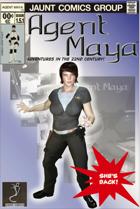 Agent Maya Season 1.5.1