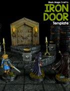 Iron Door Template