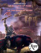 A5 Secrets of Port Telvan/A6 The Siege of Gorn (5E adventures)