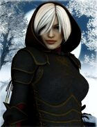 Warrior (fantasy artwork)