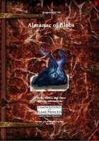 Gregorius21778: Almanac of Blobs