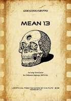 Gregorius21778: Mean 13