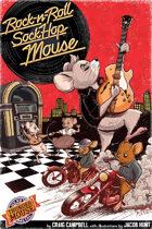 Rock 'n' Roll Sock Hop Mouse
