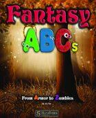 Fantasy ABCs