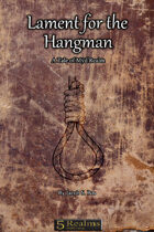 Lament for the Hangman