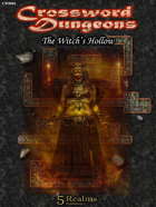 Crossword Dungeons: The Witch's Hollow