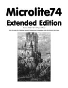 Microlite74 Extended