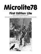 Microlite78 First Edition Lite