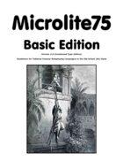 Microlite75 Basic